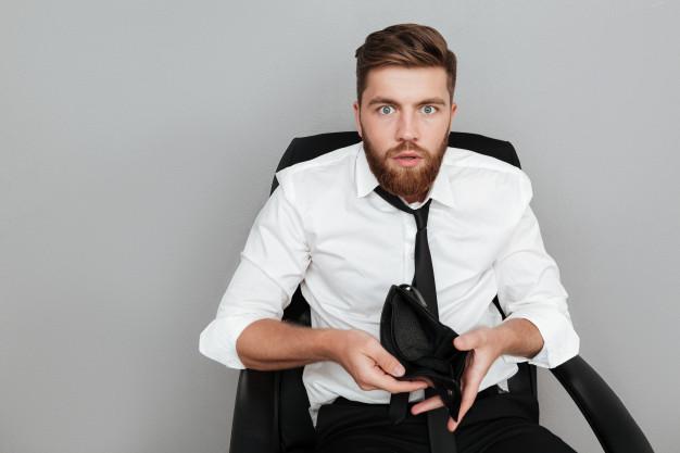 Кредитная задолженность — нет денег в портмоне(3)